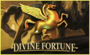 NetEnt uutuuspeli Divine Fortune