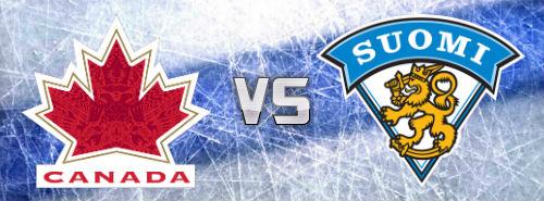Kanada-Suomi Jääkiekon MM 2016
