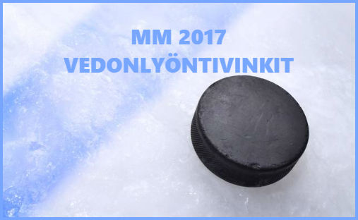 MM-Jääkiekko vedonlyöntivinkit