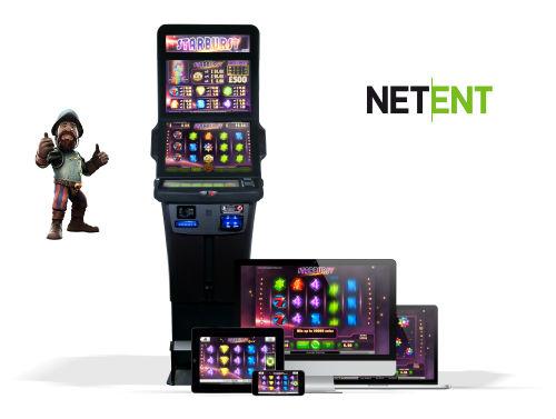 NetEnt kolikkopelit kivijaka casinolla