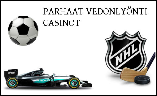 Parhaat vedonlyönti casinot