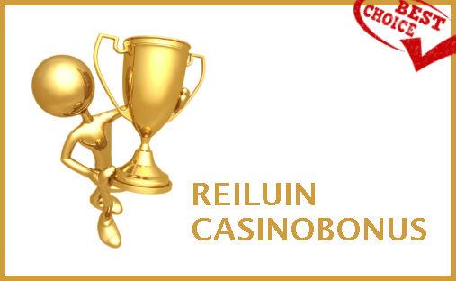 Reiluin Casinobonus
