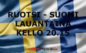Ruotsi Suomi Välierä Jääkiekon MM 2017