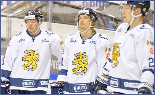 Suomen A-maajoukkue Jääkiekon MM-kisat 2017