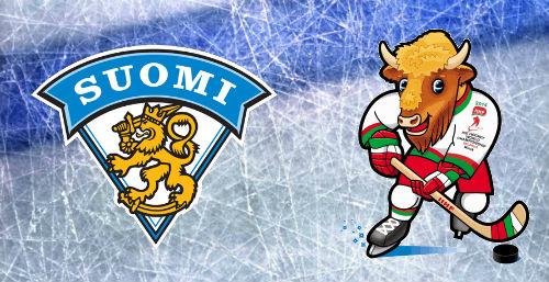 Suomi – Valko-Venäjä – Jääkiekon MM 2016