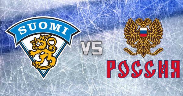 Suomi-Venäjä Jääkiekon MM 2016