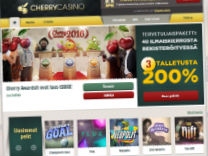 Cherry Casino screen 1